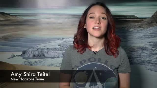 ماموریت فضاپیمای نیوهورایزنز برای کاوش سیاره پلوتو