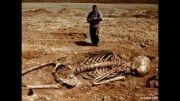 اجساد به جا مانده انسان های نخستین