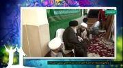 برگزاری مراسم عید غدیر با حضور آیت الله العظمی روحانی