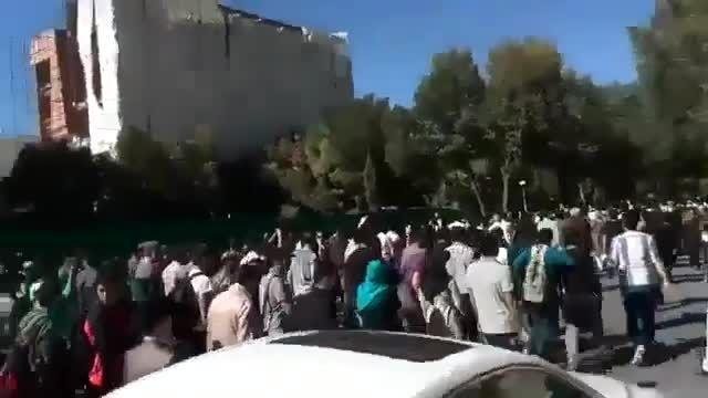 اسیدپاشی های مشکوک اصفهان و کتک زدن مردم