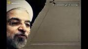 تهدید نظامی آمریکا و تعریف تهدید حاج حسن روحانی!