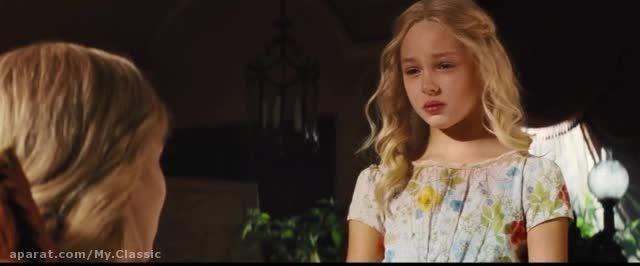 سکانسی تاثیرگذار از فیلم Cinderella