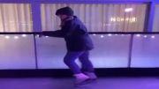 پری ادواردز و اسکیت روی یخ