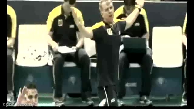 برناردو رزنده | بهترین مربی والیبال جهان