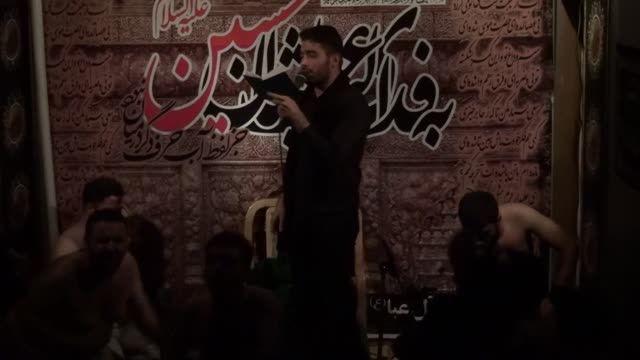 برادر مهدی ملک پور- شور شب دوم محرم 94 (شال عزا...)