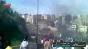 بحران در سوریه / انفجار ستاد امنیت سوریه