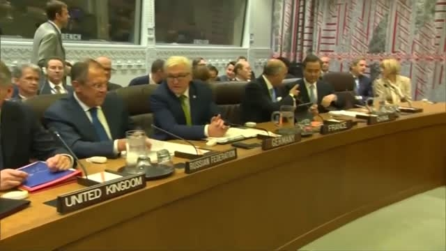 دیدار وزرای خارجه ایران و گروه 5+1 در نیویورک