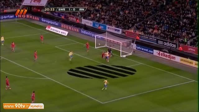 آنالیز بازیهای ایران مقابل شیلی و سوئد (نود ۱۷ فروردین)