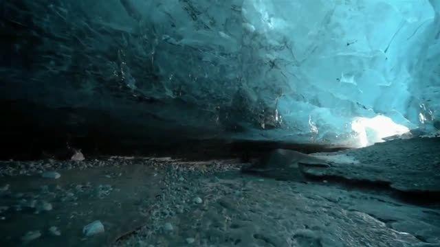 تصاویر زیبا از یخ های کریستالی (HD)