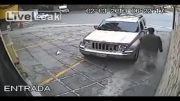 کشته شدن دزد ماشین توسط صاحب ماشین!!!!