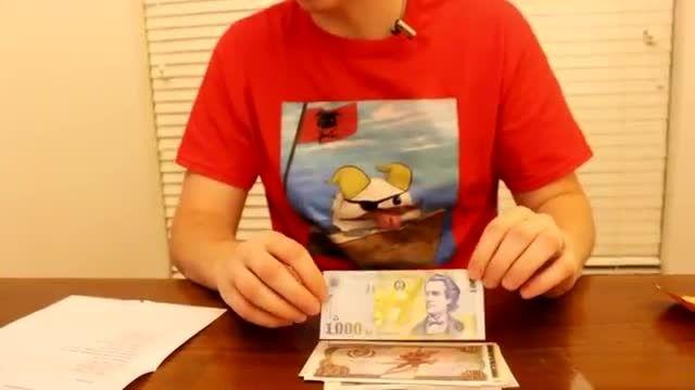 پول ایران و کشورها که برای Drifter فرستاده شده (جالب)