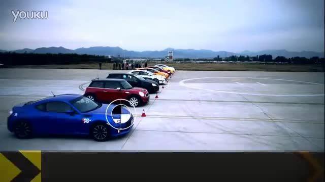 درگ ریس خودروهای مطرح با یک چینی تازه وارد