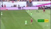 گل های بازی بایرن مونیخ 3-0 ولفسبورگ