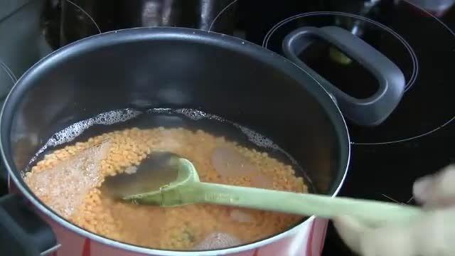 دال مسور، غذای پر خاصیت هندی