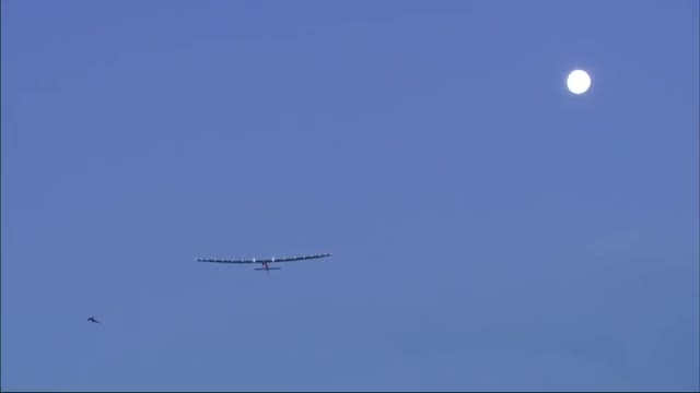 رکورد طولانی ترین پرواز با هواپیمای خورشیدی شکسته شد