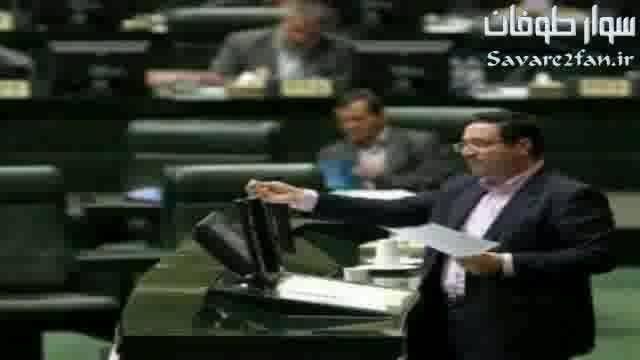 واکنش تند رحمانی، نماینده تبریز در جواب توهین به ترک ها