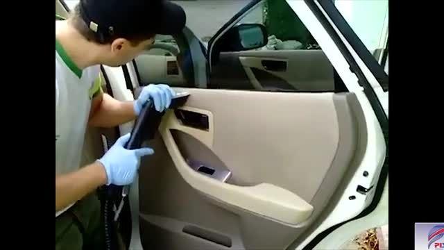 دستگاه شستشوی ماشین ، دستگاه مبل شوی ، نظافت داخل خودرو