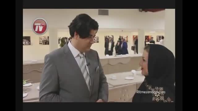 اعتراف همسر شهاب حسینی