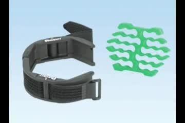 panduit - ابزار مرتب سازی دسته کابل پندوئیت (شانه کابل)