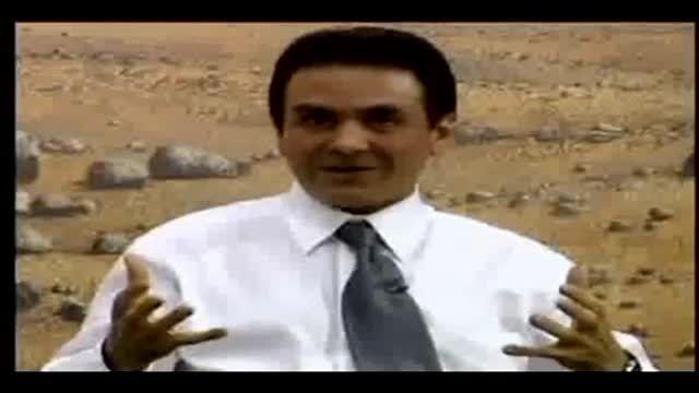 فرود در مریخ - فیروز نادری