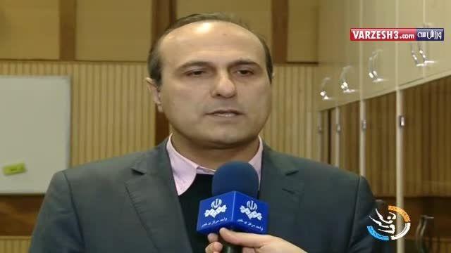 اقدام ایران جهت پیگیری بازیکن دوپینگی عراق