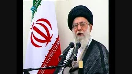 علت تمام توطئه های دشمنان علیه ملت ایران