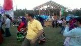 جشنواره خرمن در کاظم آباد شفت / عروس بران