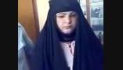 دستگیری یک داعشی در حال فرار با لباس زنانه