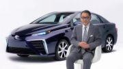 تویوتا خودروی سوخت سلولی خود را معرفی کرد