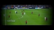 حمله کهکشانی رئال مادرید:رونالدو، بنزما، بیل، رودریگز
