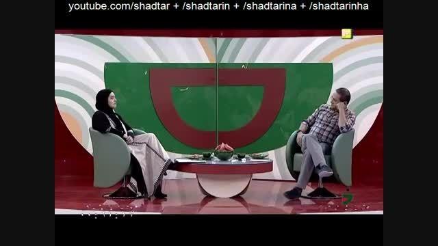 کمدی شاد جناب خان و رویا نونهالی در برنامه خندوانه