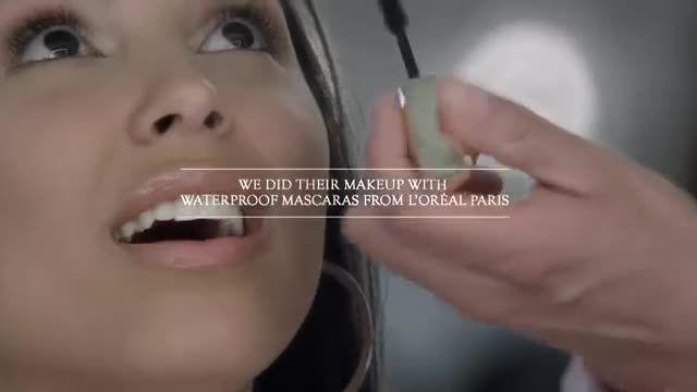 ایده خلاقانه برای لوازم آرایش ضد آب