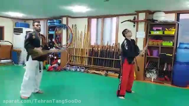 تکنیک های چوب - کره جنوبی - استاد سید محمد حسینی