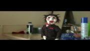 زندگی با عروسک اره