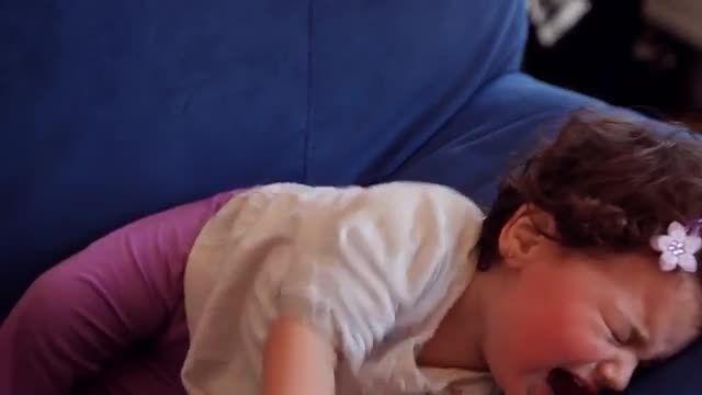 ۷ راه برای آرام کردن کودک
