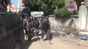 تنها چند روز به ازادسازی کامل حمص باقی مانده است