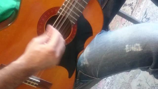 آموزش ریتم 2/4 گیتار