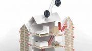 معماری مدرن خانه های هوشمند