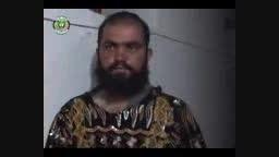 دستگیری دختر شایسته طالبان قبل عملیات انتحاری