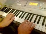 آهنگ دختر شیرازی با پیانو
