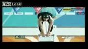 تقلب درمسابقات جهانی شنا