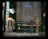 تقدیر از شهاب حسینی و نگار جواهریان در جشن فیلم كوتاه