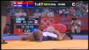 کمیل قاسمی در المپیک 2012