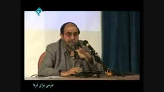 سخنرانی رحیم پور درباره فضای مجازی -2
