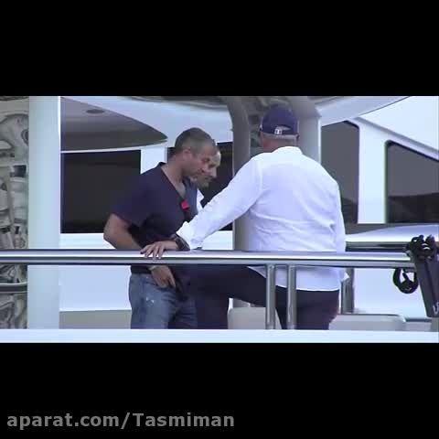رومن آبراموویچ و کشتی تفریحی او-Roamn Abramovich