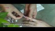 فیلم آموزشی دستگاه طراحی ناخن نایس نیل Nice Nail V 6.1