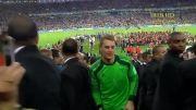 مراسم اهدای دستکش طلا به مانوئل نویر/جام جهانی 2014/HD