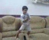 رقص امیر حسین