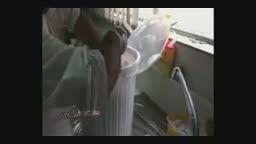 خارج کردن تومور 8 کیلویی از بدن یک بیمار ایرانی