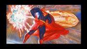 عکس های بسیار جذاب و دیدنی از سوپرمن